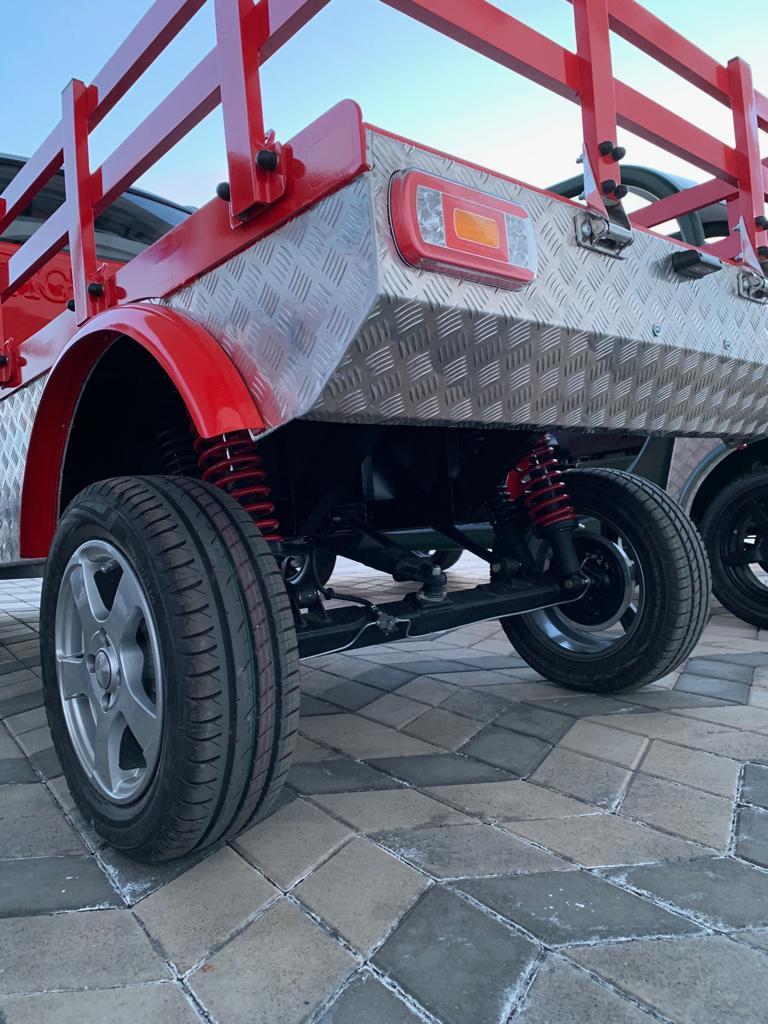 Элекар 5Е-TIGARBO 2Г (грузовой)